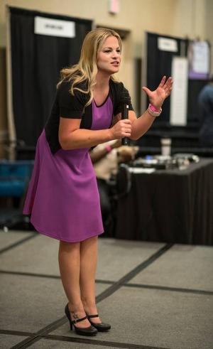 Megan - Professional Speaker
